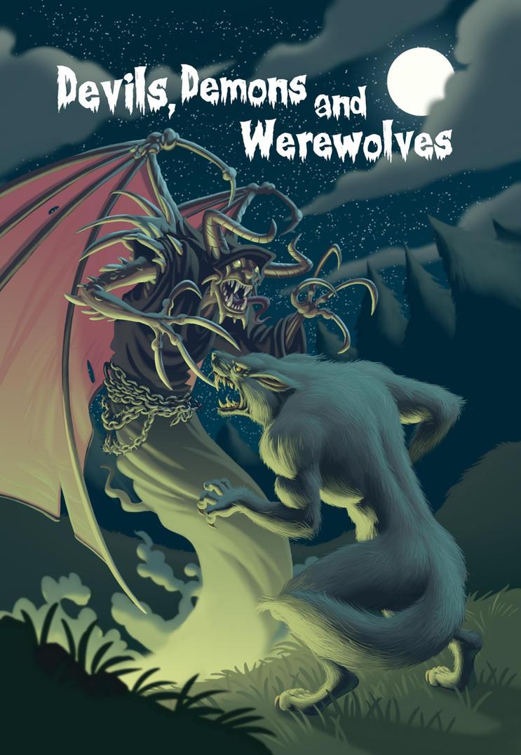 werewolf vs devil
