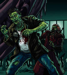 Zombie-Hoff by JustinWyatt