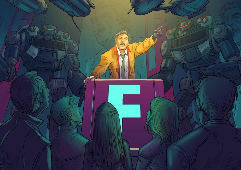 The Politican by JustinWyatt