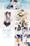 [140103][Pack PSD#2] Good bye 2013 and hello 2014!