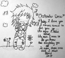 Christofer Drew by xxmochaxchocoxpeanut
