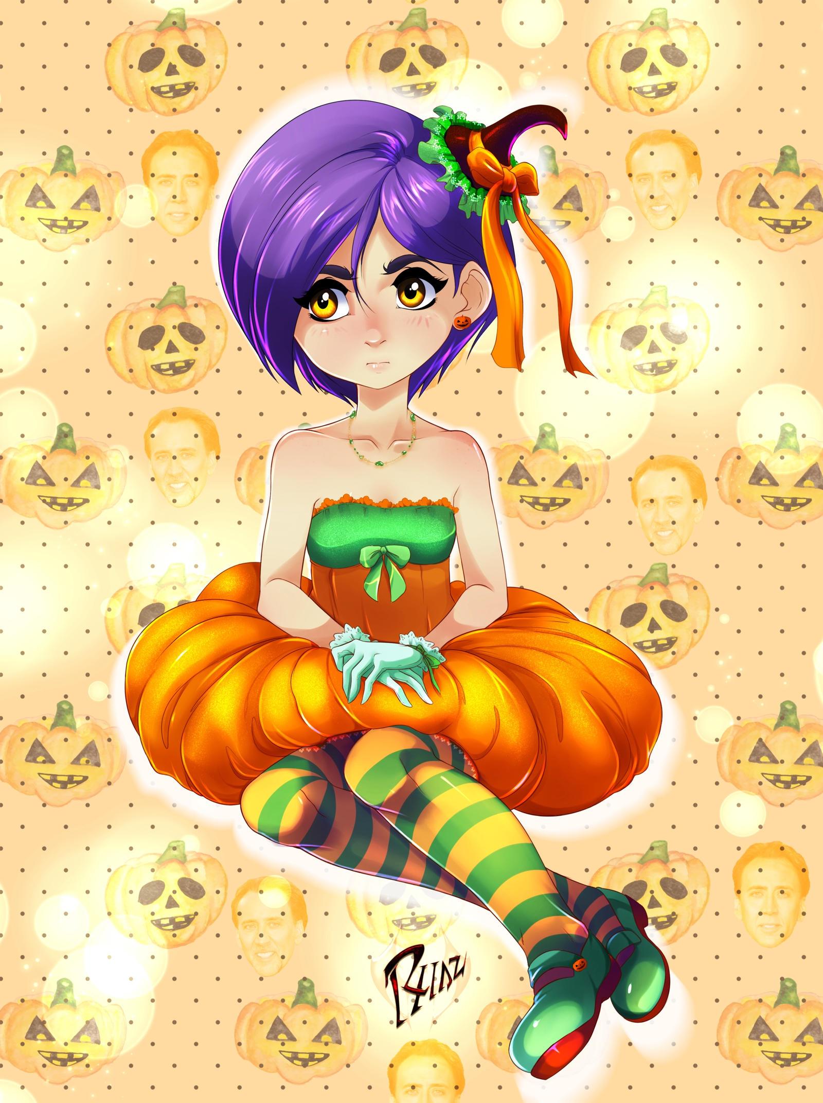 Pumpkin by erohd