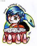 Regulus - Happy Birthday! by Soraheat