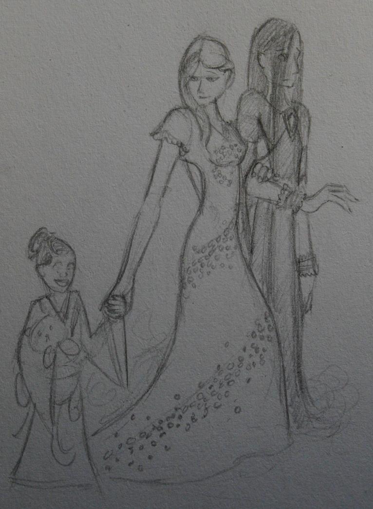 Formal Attire by Tawadi