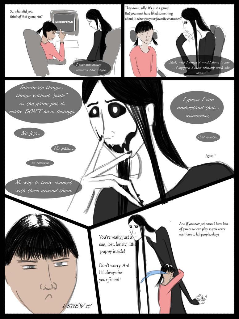 Game Time with Keiko by Tawadi