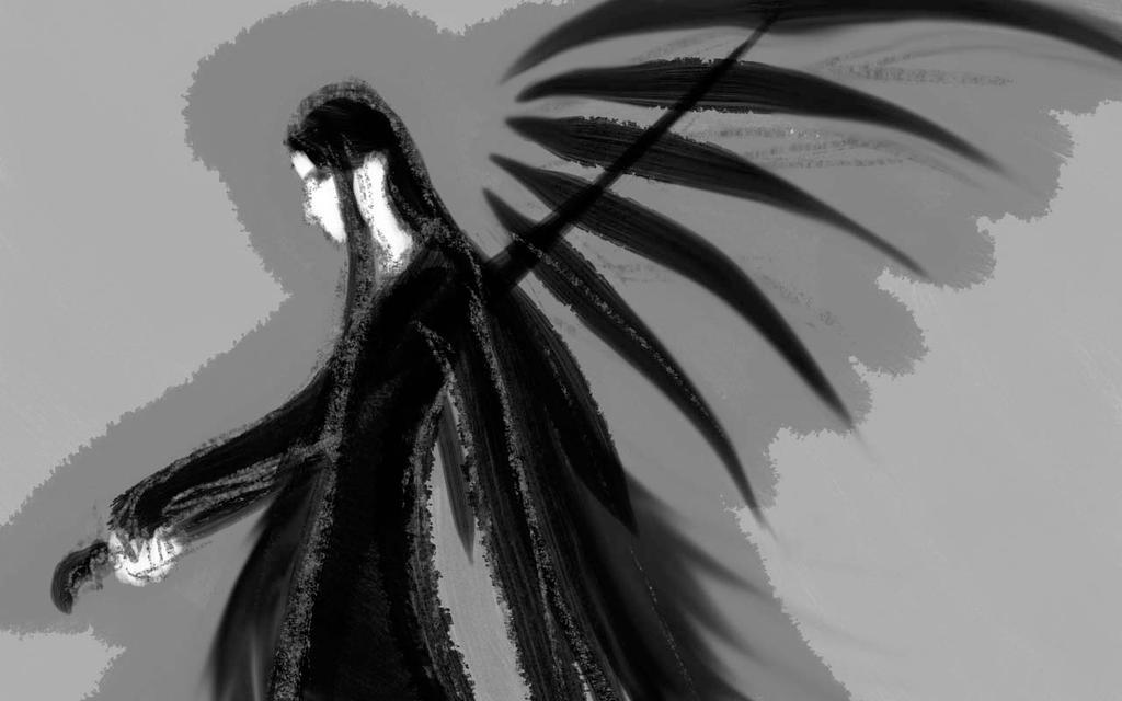 Amorphous Angel by Tawadi