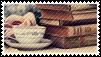 books .F2U stamp. by ChainOfRain