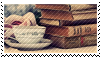 books .F2U stamp. by ChainOfRain