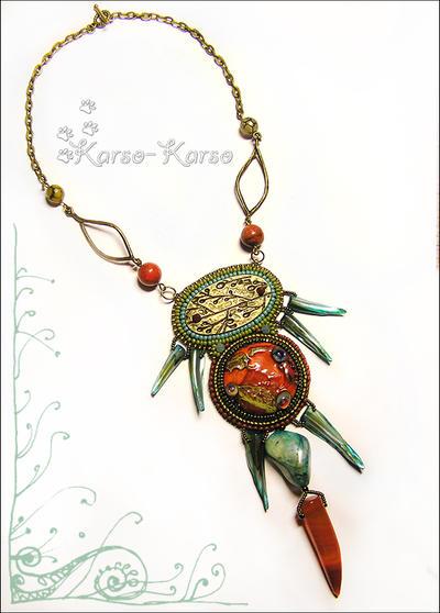 Quetzalcoatl by karsokarso