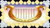 Harpa stamp by Danicore