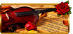 Violin Stamp by Danicore