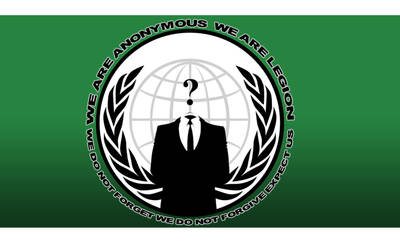 Anonymous wallpaper 2 by XyZeR