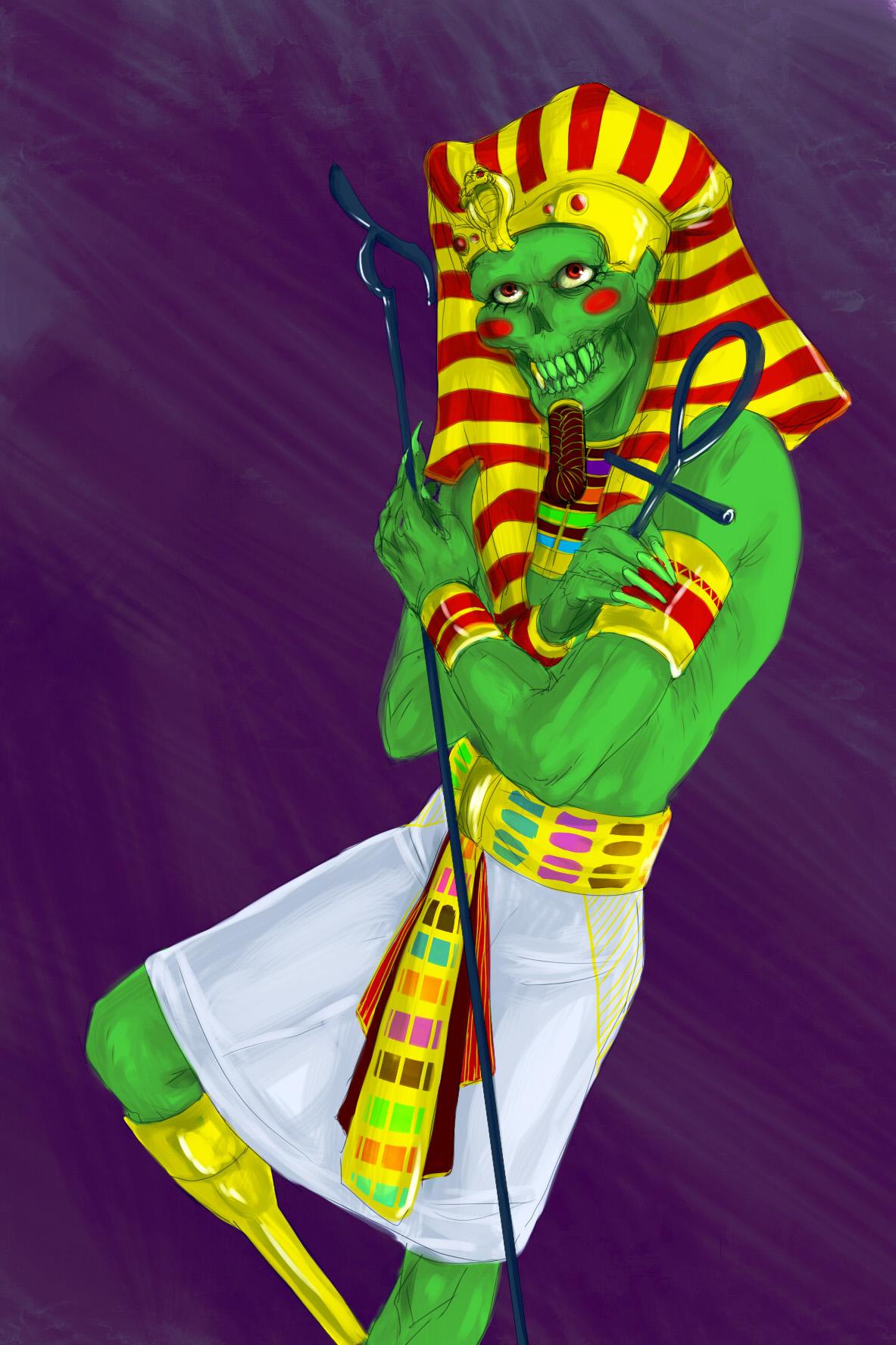 Pharaoh by AlinaJames