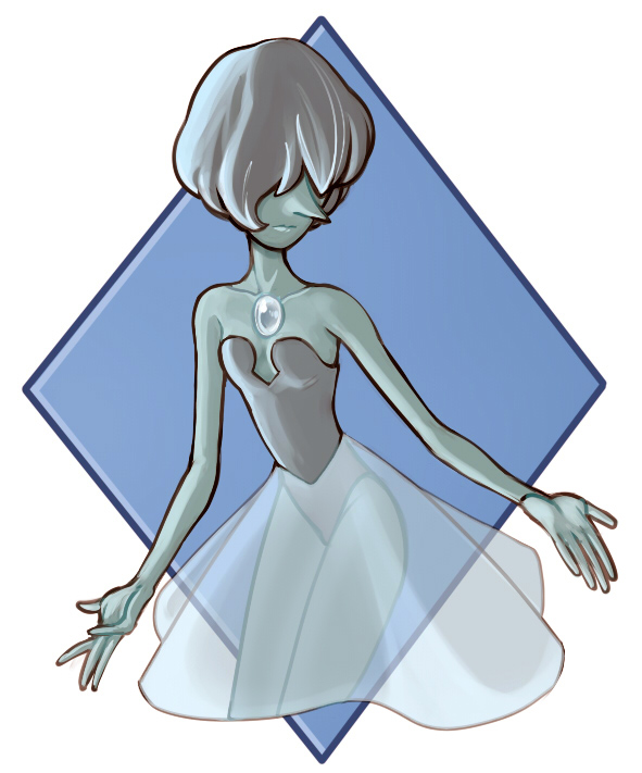 Blue Pearl by AlinaJames