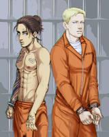 Prison by AlinaJames