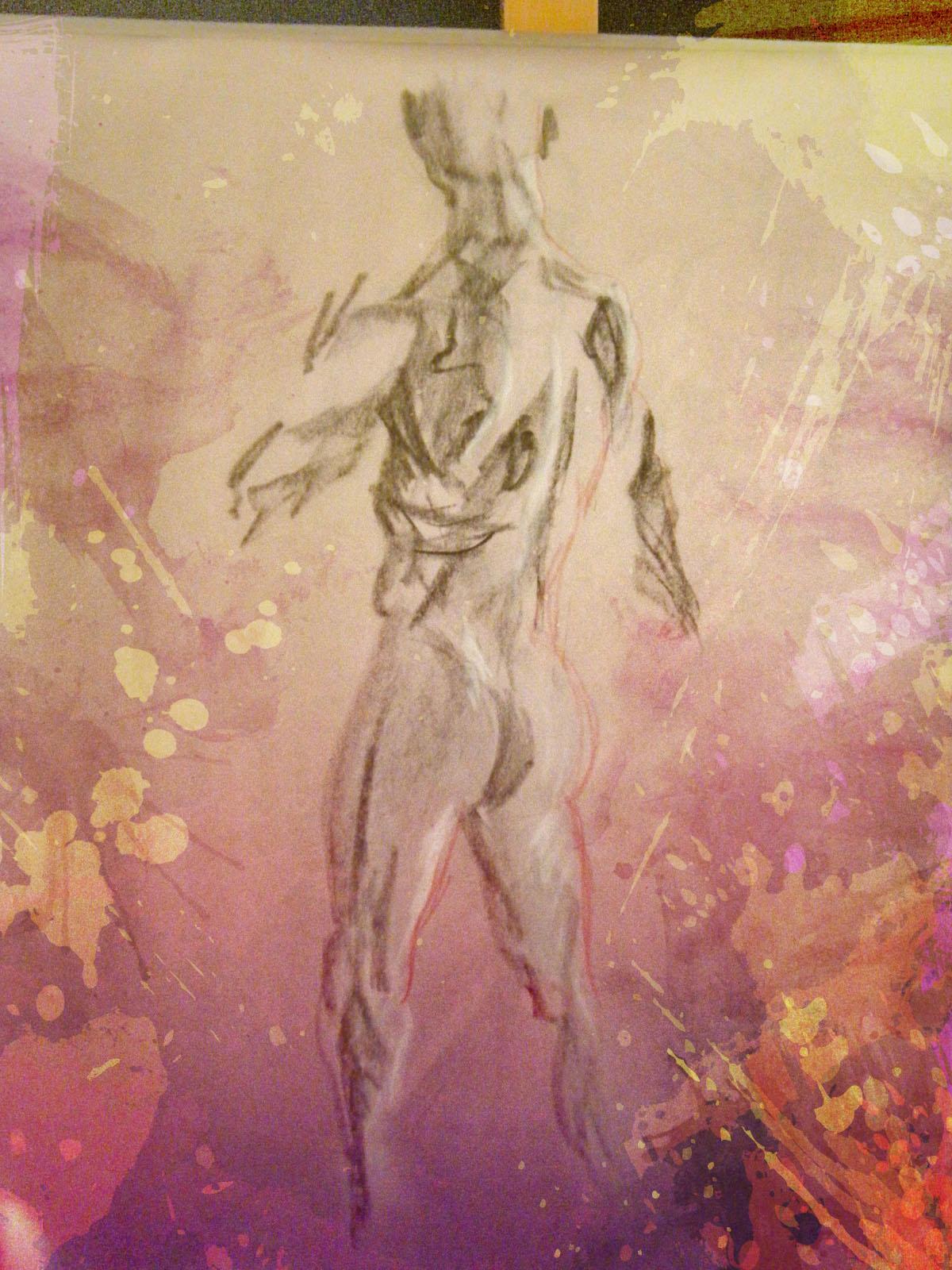 Figure Drawing 4 by jjutt