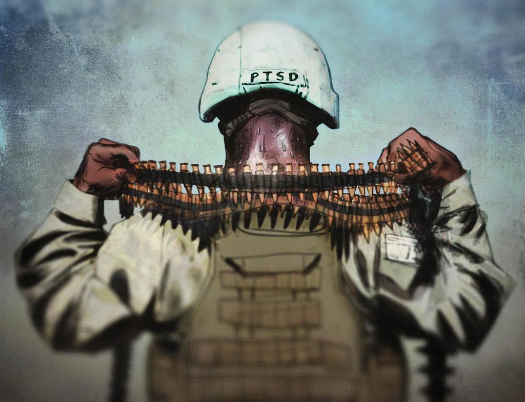 PTSD by jjutt