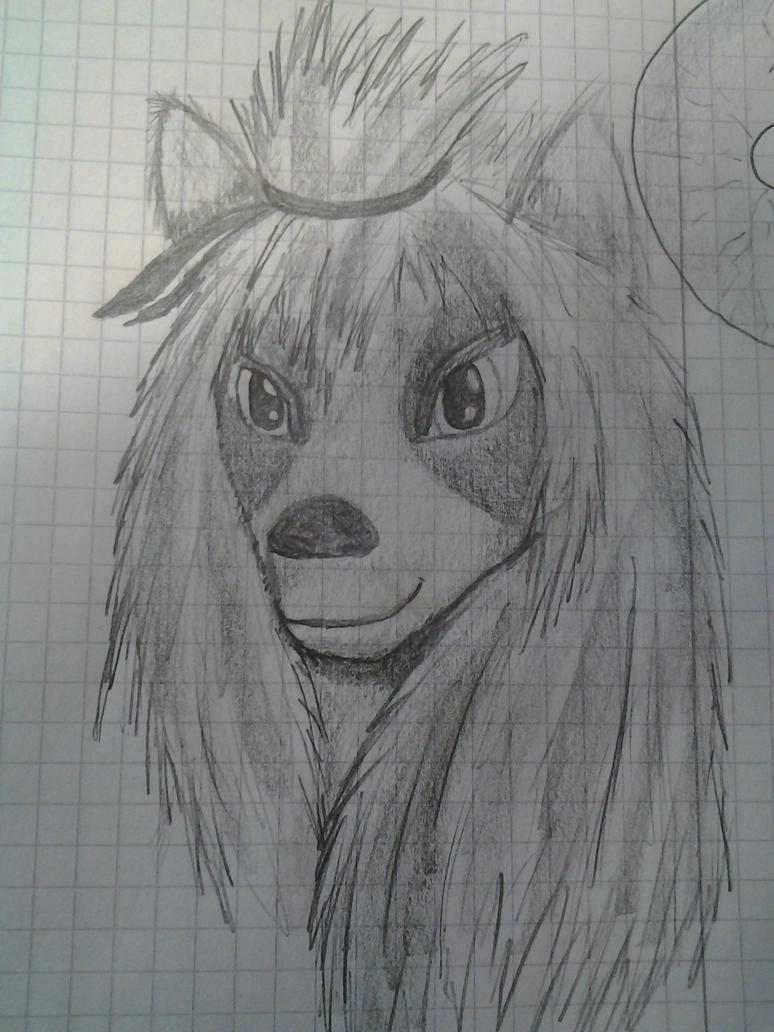 FoxWolfGirl by Ashidaru