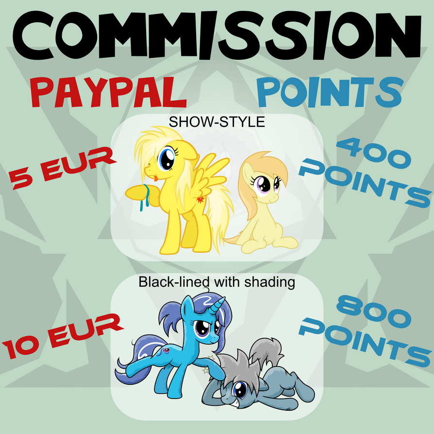 Commission Sheet by Ashidaru