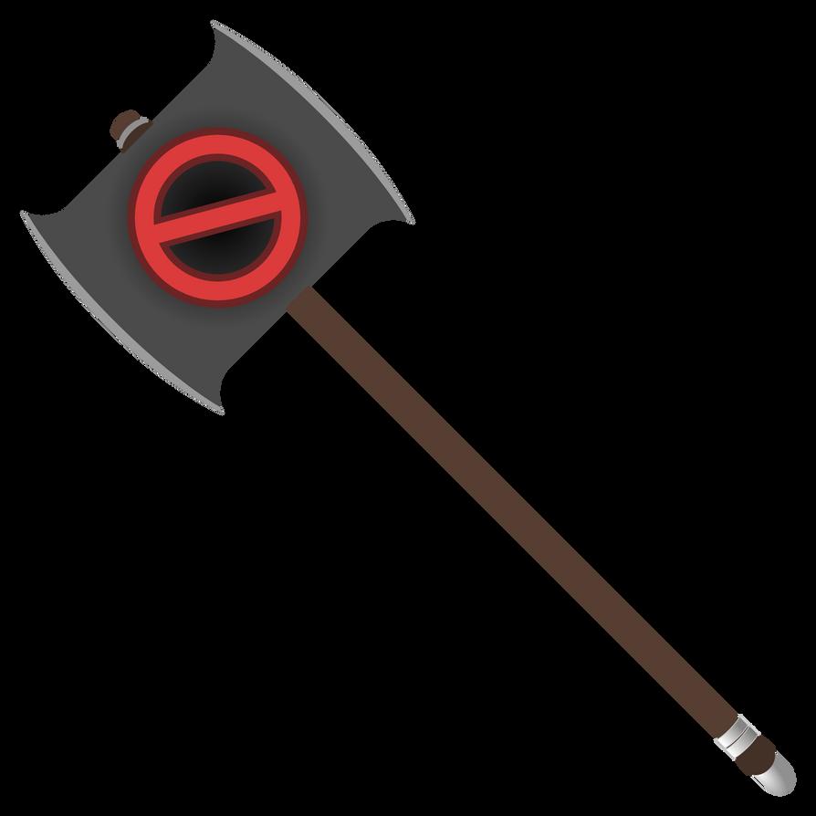 The Banhammer by Ashidaru