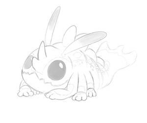 Lil Glowb Sketch
