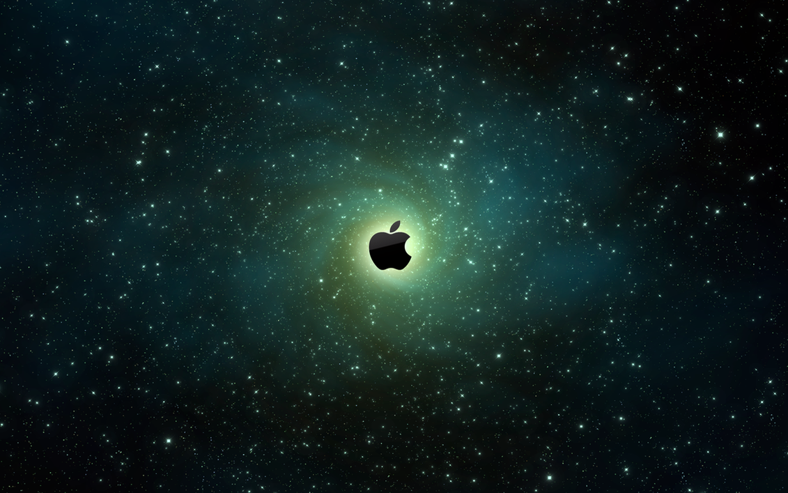 Apple Mac > Mac Wallpapers > Apple Wallpapers > Apple Vortex by *mgilchuk