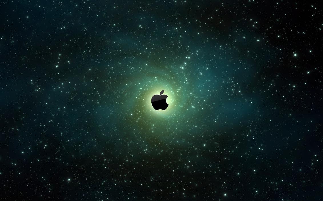 Apple Vortex by mgilchuk