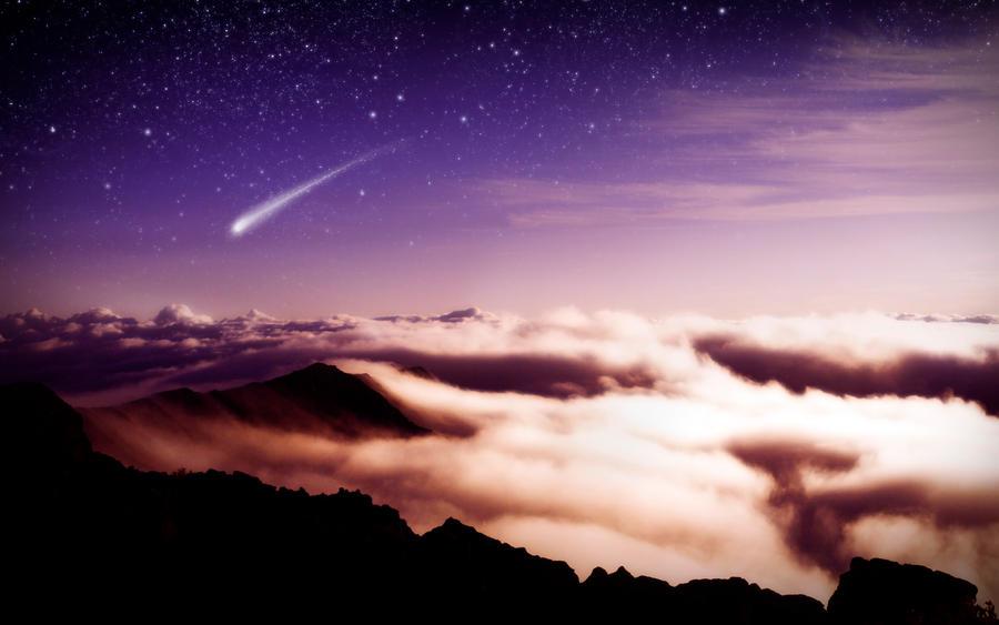 Haleakala Stars by mgilchuk