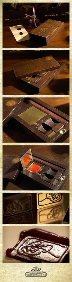 stamp+seal set box