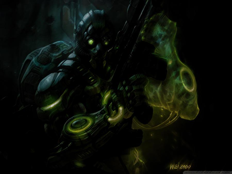 DeviantArt: More Like Balanar, the Night Stalker from Dota 2 by ...