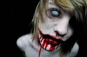Zombie by KikaMonster