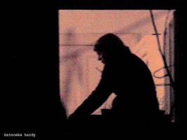 Woman in the dark II by Batsceba