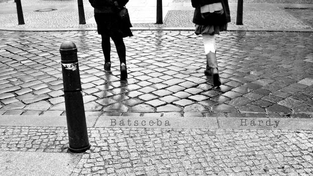 walking legs - original
