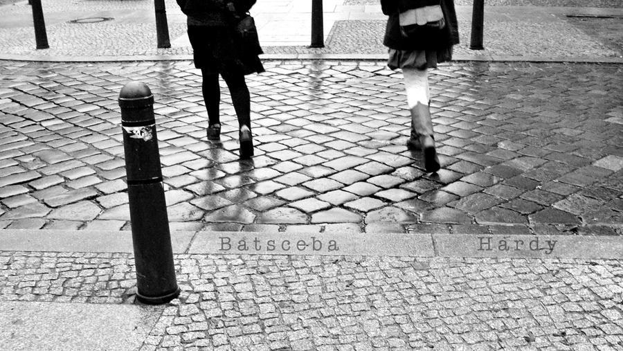 walking legs - original by Batsceba
