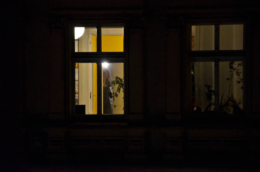 la donna in giallo by Batsceba