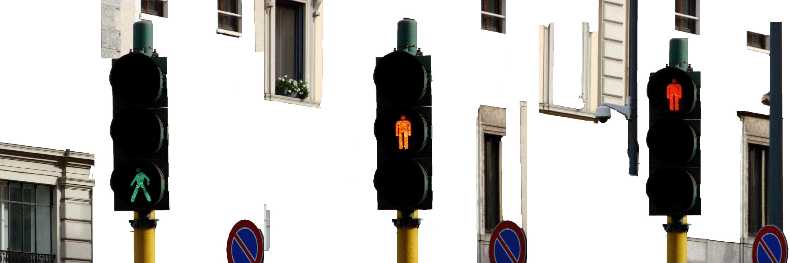 italian street light (Three in Three) by Batsceba
