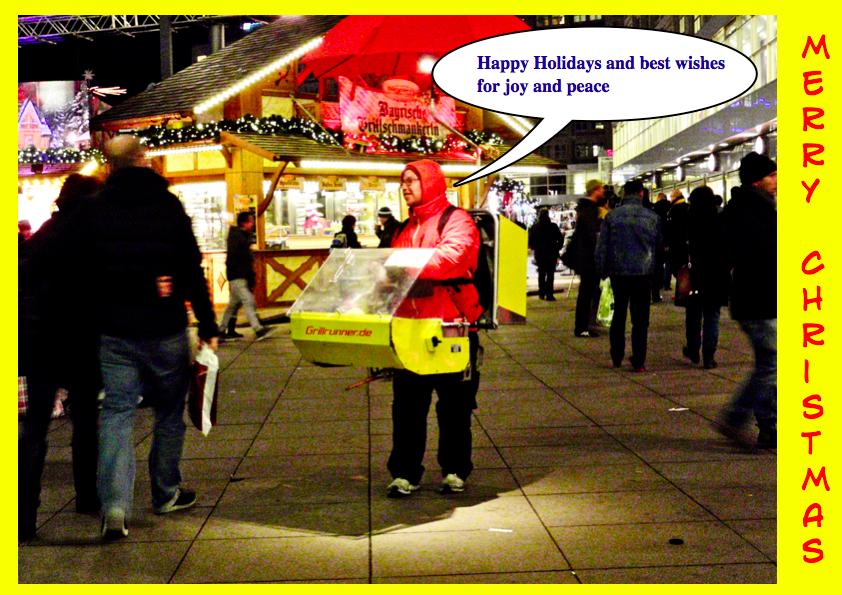 Merry Christmas 2013 by Batsceba