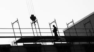 the worker by Batsceba