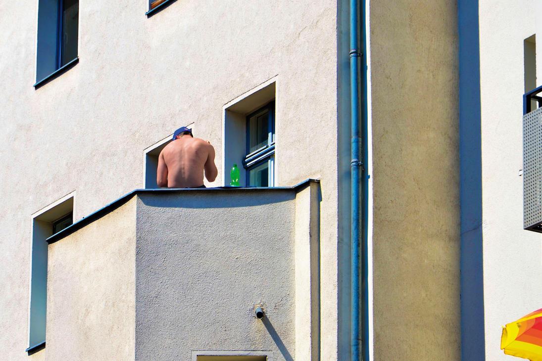 summer in the city [7] by Batsceba