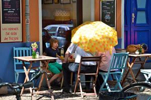 Summer umbrella 2 by Batsceba