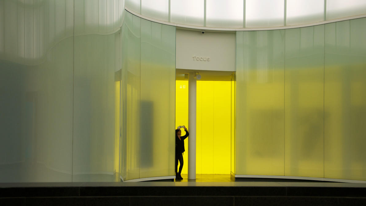 Yellow 2 by Batsceba