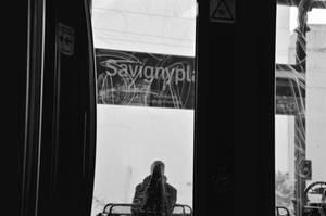 I love Savignyplatz by Batsceba