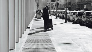 old age and solitude by Batsceba