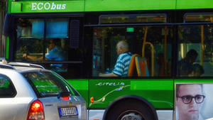 Eco Bus by Batsceba