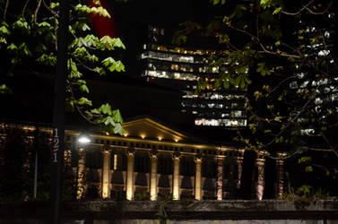 Milano di notte by Batsceba