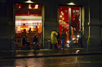 Milano by Night by Batsceba