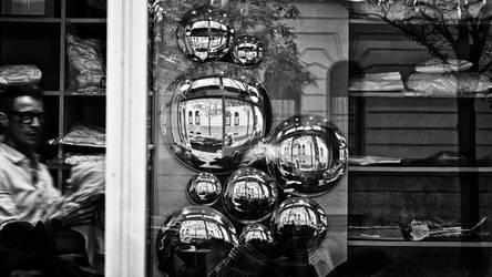 Escher in B/W