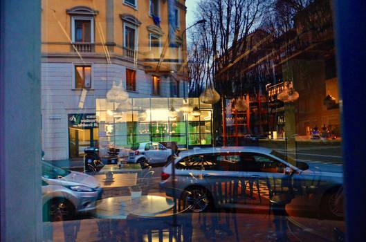 Dsc0116 Milano all'imbrunire