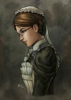Emma the Victorian Maid