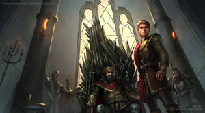 Game of Throne Naming the Heir by r-chie